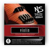 DADDARIO Senar Violin NS Electric [NS310] - Senar Violin / Cello